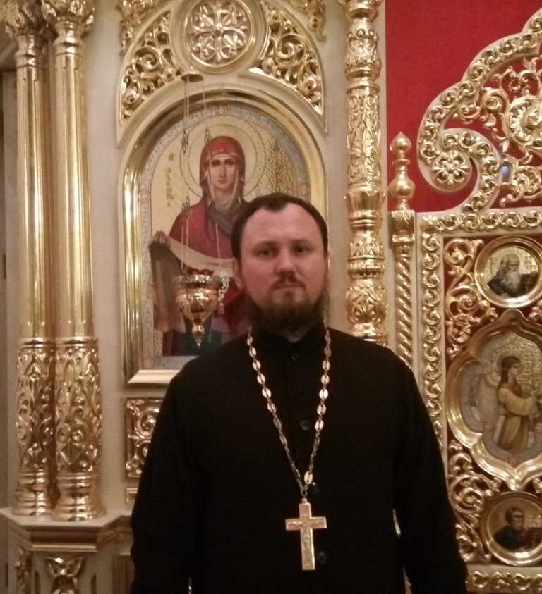 Протоиерей Николай Бябин Евгений