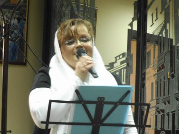 Кристина Михайловна - учитель музыки